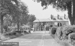 Crowthorne, Broadmoor Road c.1955
