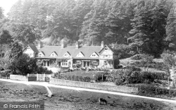 Crowthorne, Broadmoor, The Cottages 1906