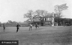East Berks Golf Links 1908, Crowthorne