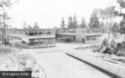 Crowthorne, Edgebarrow Secondary Modern School c.1960