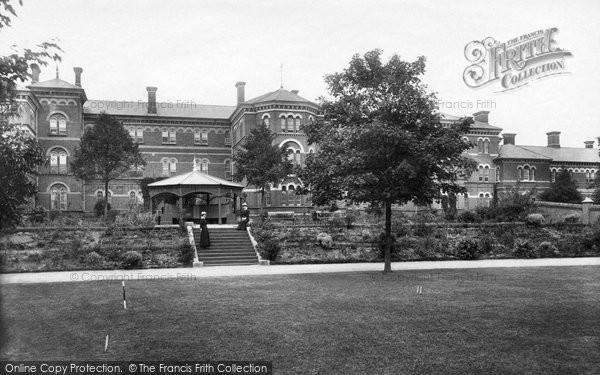 Photo of Crowthorne, Female Quarters, Broadmoor Asylum 1910