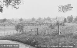 Crowthorne, General View Of Broadmoor Hospital c.1960