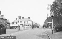 Crowthorne, High Street 1925