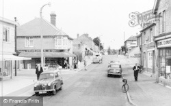 Crowthorne, High Street c.1960