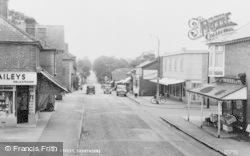 Crowthorne, High Street c.1960