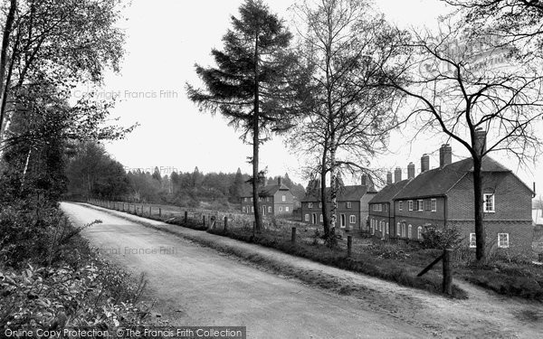 Photo of Crowthorne, Lower Broadmoor 1925