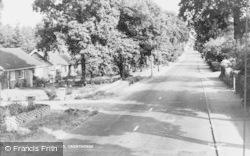 Crowthorne, Sandhurst Road c.1960