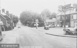 Crowthorne, The Iron Duke And Sandhurst Road c.1960