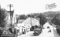 Crowthorne, The Stores On Dukes Ride c.1960