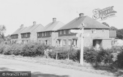Crowton, Bent Lane c.1955