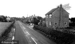 Crowton, Kingsley Road c.1955
