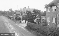 Crowton, Post Office And General Store c.1955