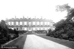 Croxteth Hall, 1887