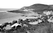 Croyde, Bay and Baggy Point 1936