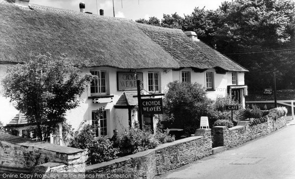 Photo of Croyde, Croyde Weavers c.1960