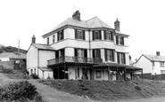 Croyde, Holiday House c1960