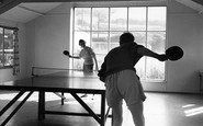 Croyde, NALGO Holiday Centre, the Games Room c1960