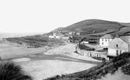 Croyde, the Bay 1894