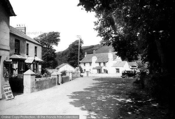 Croyde, Village 1936