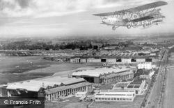 Aerodrome c.1930, Croydon