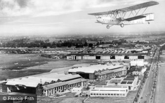 Croydon, Aerodrome c1930