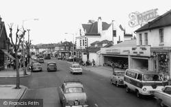 Croydon, Brighton Road c.1965