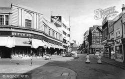 Croydon, Crown Hill c.1960