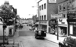 Croydon, Crown Hill c.1965