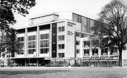 Croydon, Fairfield Halls c1965