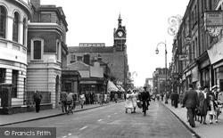Croydon, George Street c.1955