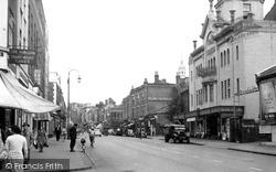 Croydon, Grand Theatre, High Street c.1955