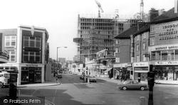Croydon, High Street 1968