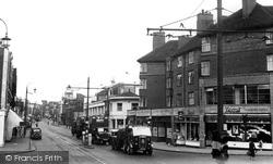 Croydon, High Street c.1950