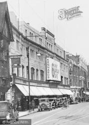 Croydon, Kennards, North End c.1930