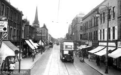 Croydon, London Road c.1950
