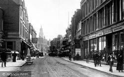 Croydon, North End 1896