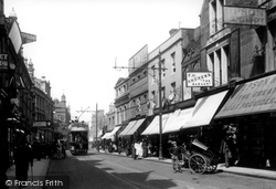 Croydon, North End 1902