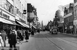 Croydon, North End c.1950