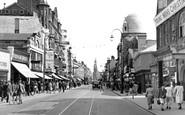 Croydon, North End c1950