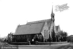 Croydon, St Andrew's Church 1891