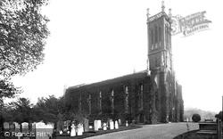 Croydon, St James's Church 1890