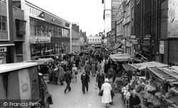Croydon, Surrey Street c.1965