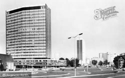 Croydon, Taberner House c.1970