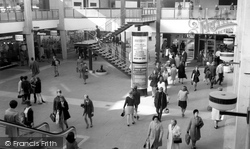 Croydon, The New (Whitgift) Shopping Centre c.1970
