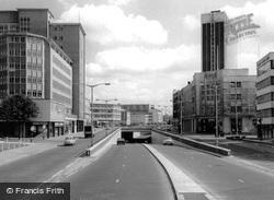 Croydon, The Underpass c.1965