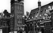 Croydon, Town Hall c1965