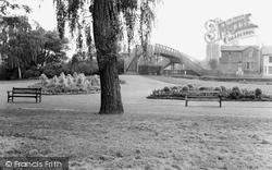 Croydon, Wandle Park c.1970