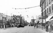 Croydon, West Croydon c1950