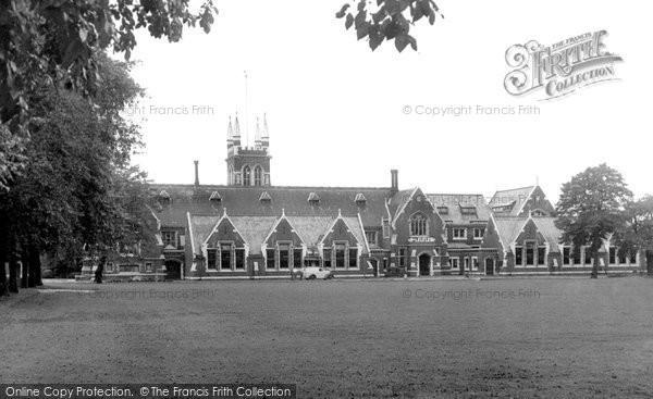 Croydon, Whitgift Middle School c1950