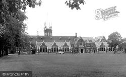 Croydon, Whitgift Middle School c.1950